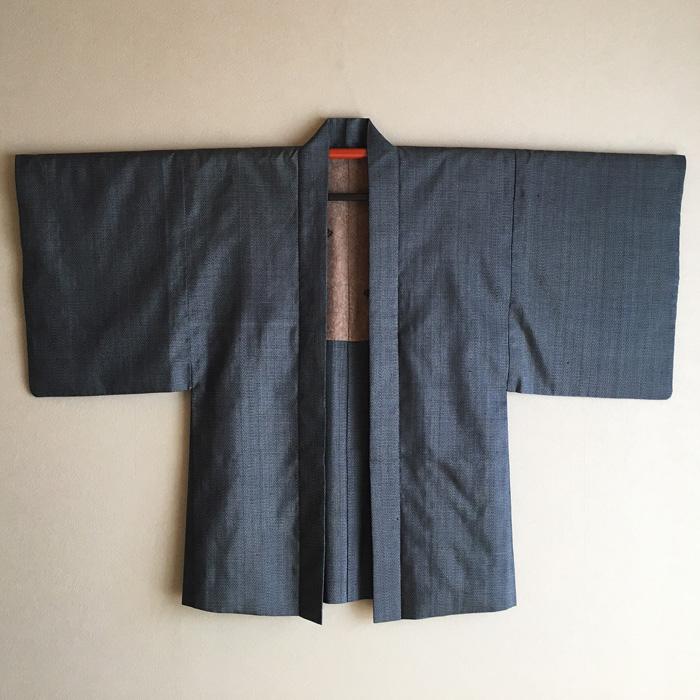 014-208 Ensemble homme kimono et haori