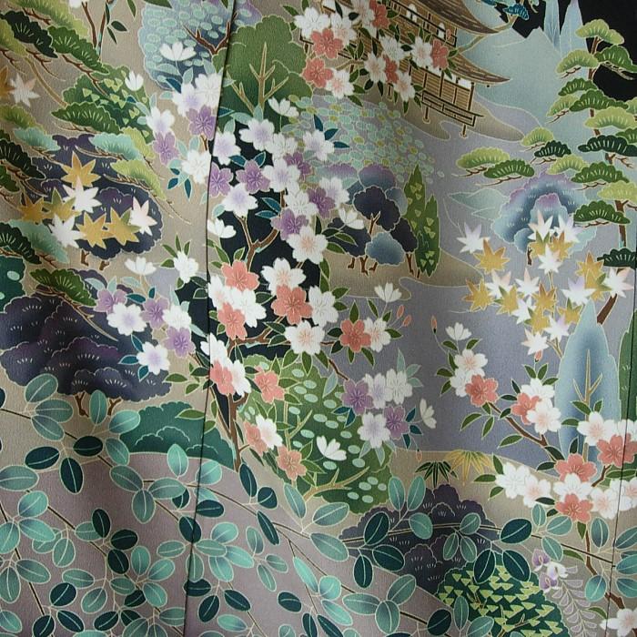 014-6 Kimono kuro-tomesode