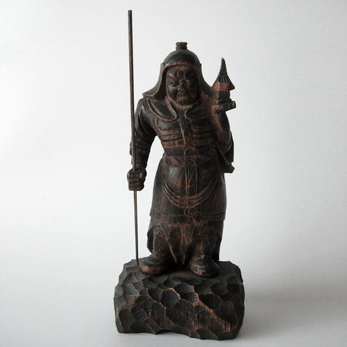 110-110 Divinité bouddhique