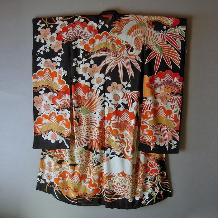 130-212 Tissu pour kimono