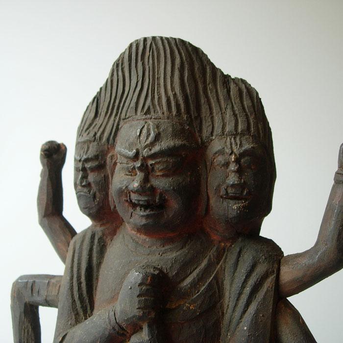 960-144 Divinité bouddhique