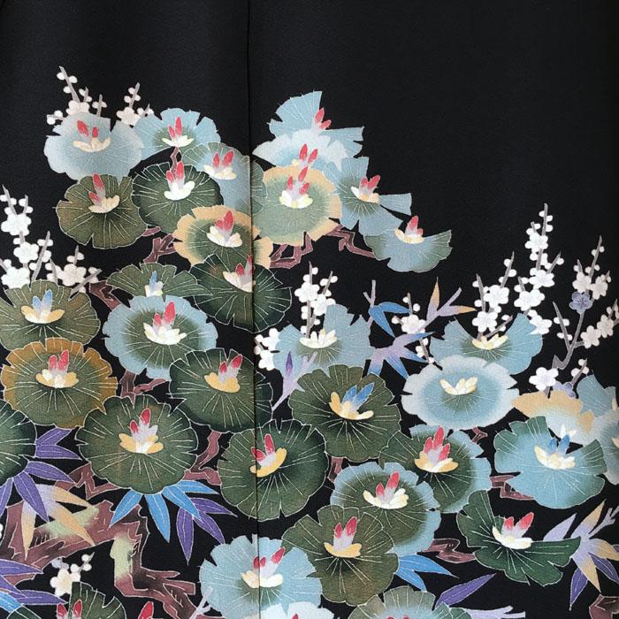 960-317 Kuro-tomesode
