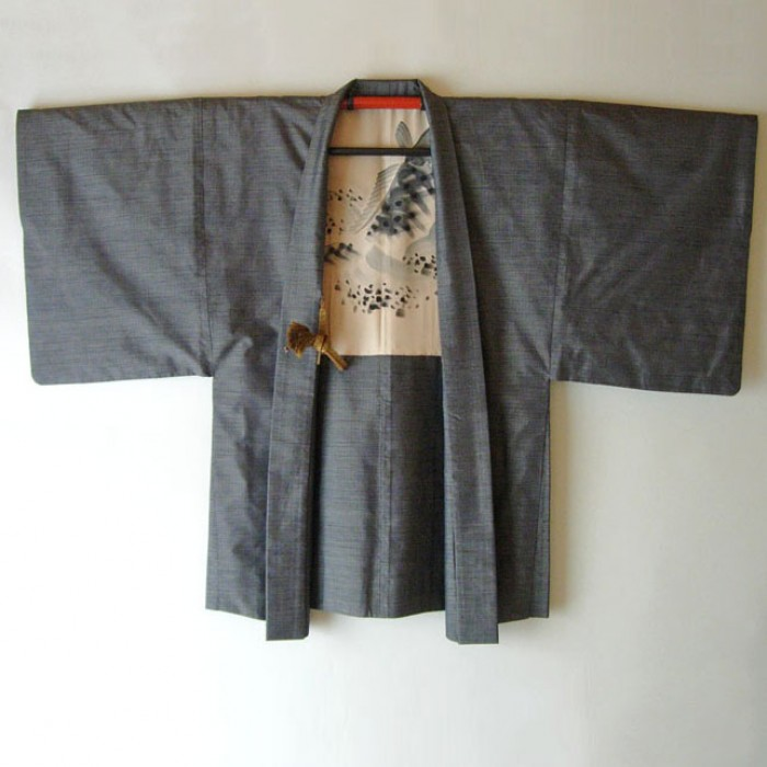 960-49 Ensemble kimono et haori