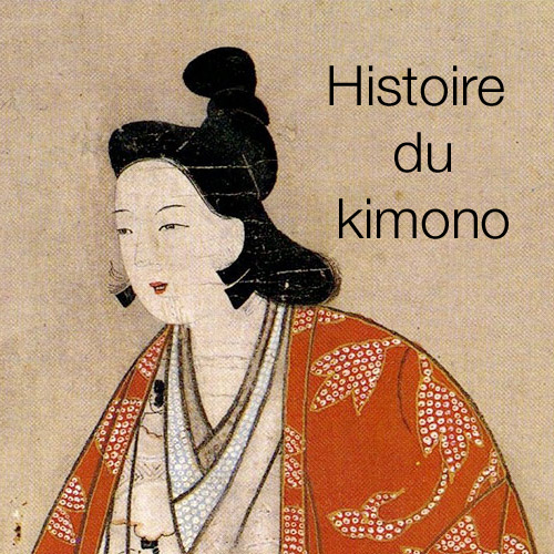 Histoire du kimono
